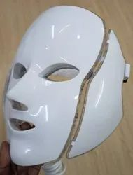 LED Face Mask with Chin