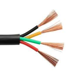 4 Core Copper Flexible Cable