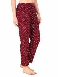 Nasheeza Multicolor Womens Pajama, Size: Free Size