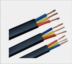 3 Core Flat Submersible Cable