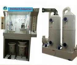 Dust Gold Refining Machine