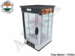 Akasa Indian SS Food Warmer Hot Case- 60Ltr.- 3 Shelf