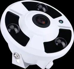 Ehawk 360 Degree Network IP Fisheye/Panaromic Camera ''Sony'' 2MP 1.3 Mm Lens