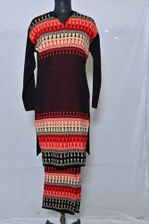 K215 Ladies Kurti With Palazzo