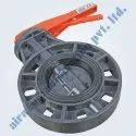 Manual UPVC Butterfly Valve