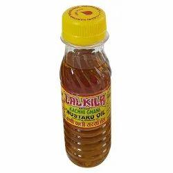 100 Ml Lalkila Kachi Ghani Mustard Oil