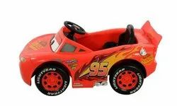 Red Plastic Kids Car Toy, For Personal