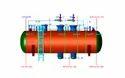 Mechanical design of pressure vessel