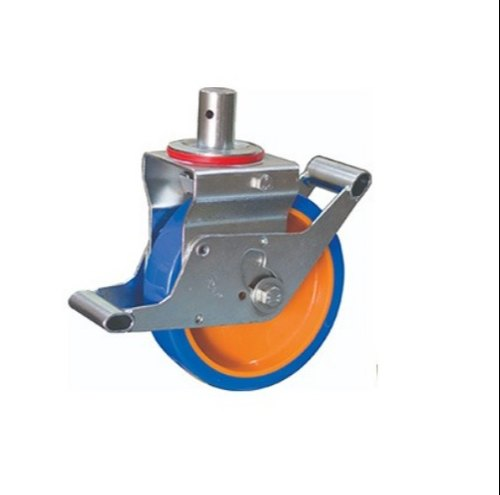 257 mm Nylon Core Scaffolding Series Caster Wheel