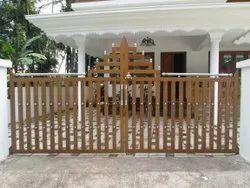 MS, SS Home Gate Door -Brand Axtek