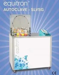 Vertical Stainless Steel Equitron SLVG Autoclave