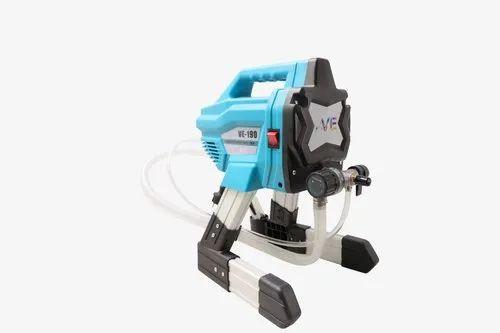 VE 190 Spray Painting Machine Bu 8814 Type