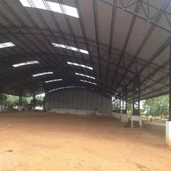 SPACE FRAME ROOFING