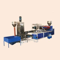 Road Waste Plastic Recycling Line