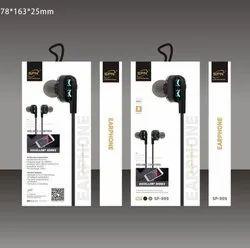 Wired Earbud SPN SP999
