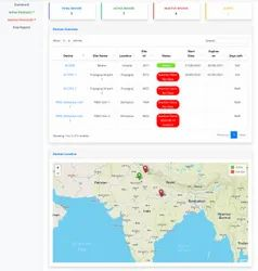 Online/Cloud Based Energy Monitoring System, In Pan India, Cloud Deployment Model: Private Cloud