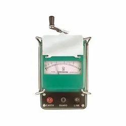 WACO WI 101 Analogue Insulation Tester