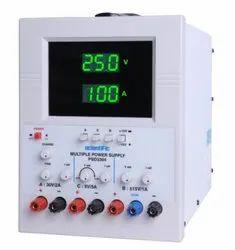 Scientific PSD3304 30V-2A, 0 to  /- 15V-1A, 5V-5A Multiple Power Supply