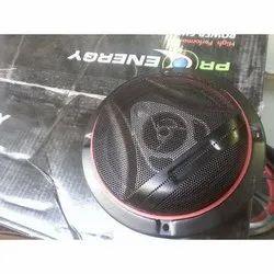 Pro Energy Black 700 W Car Speaker