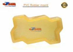 PVC Rubber Paver Mould