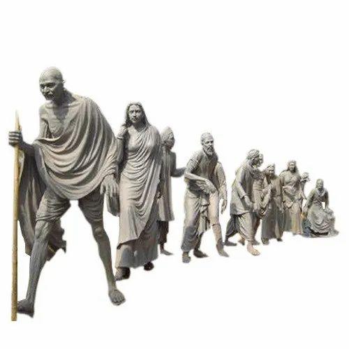 Gandhiji FRP Statue