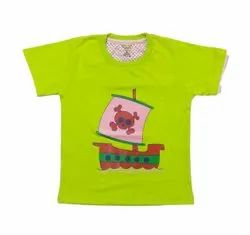 KINDER CHOICE INTERLOCK NEW FASHIONABLE T-SHIRT FOR KIDS