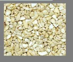 Raw Natural Small White Pieces, Packaging Size: 1 kg