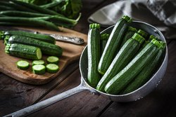 A Grade Green zucchini, Packaging Type: Carton, Packaging Size: 5 Kg