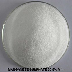 MANGANESE SULPHATE 30.5% Mn