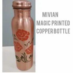 Magic Copper bottle