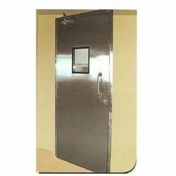 Hermetically Sealing SS Doors