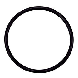 Silicone Rubber O-Ring, Shape: Round