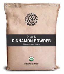 25 kg Organic Cinnamon Powder