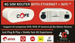 4g COFE Router - all sim support device, 150 Mbps