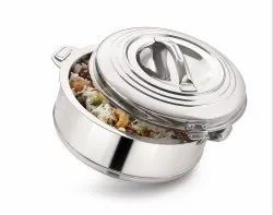 Rio Thermal Steel Casserole 3000 Ml With Insulated Lid