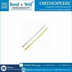 Orthopedic Implants AntiGrade Femoral Nail