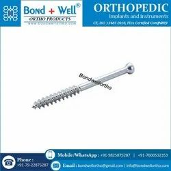 6.5 mm Orthopedic Cancellous Screw