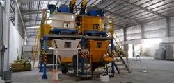 Thermoplastic Paint Production Plant / Cold Paint Road Marking Paint Production Plant
