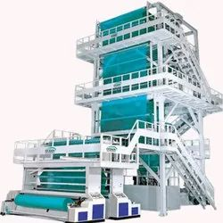 HDPE High Production Blown Film Making Plant