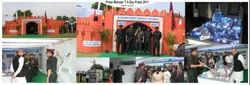 Exhibition & Event : Prime Minister Territorial Army Day Parade 2011  Dhaula Kuan ,New Delhi
