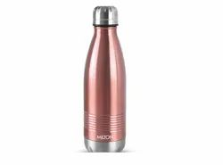 Stainless Steel rose gold Milton Duo DLX 750 Thermosteel, For everywhere, Capacity: 700ml