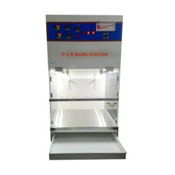 Covid-19 PCR Work Station 3ft