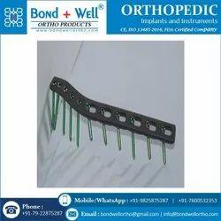 Orthopedic Extra Articular Distal Humerus Plate