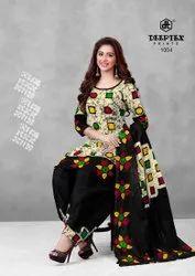 Deeptex Batik Plus Vol 10 By Deeptex Prints With Batik Cotton Dress Material