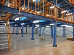 Steel Structural Mezzanine Floor
