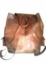 Vintage Leather Backpack Bag