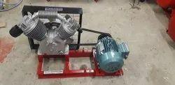 Maruti Borewell Compressor with Texmo Motor
