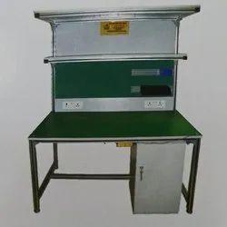 BSI ESD Aluminum Profile Tables