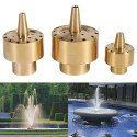 Pond Fountain Water Sprinkler Nozzle