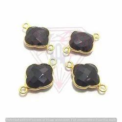 Black Onyx Bezel Connector
